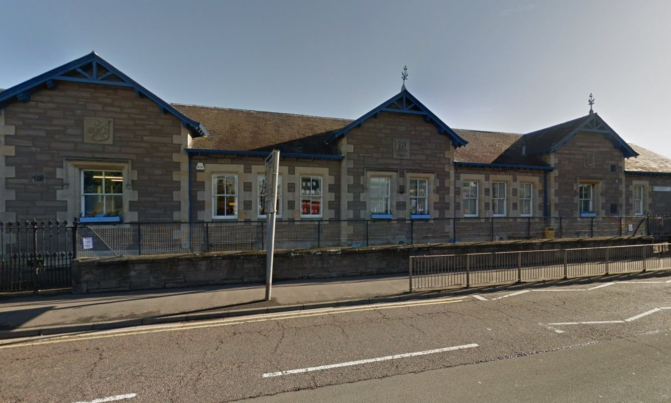 St Ninians School will be the first primary to go to public consultation.