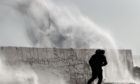 Stormy weather is predicted across Scotland