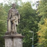 Sir Walter Scott finally reunited with his beloved Maida