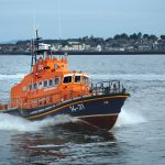 Broughty Ferry lifeboat crews save man from River Tay in early-hours rescue