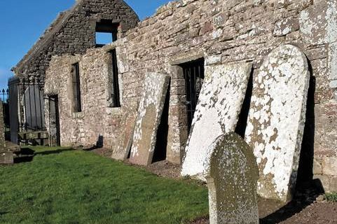 The talk will discuss the symbols and stones found in church graveyards across Angus.