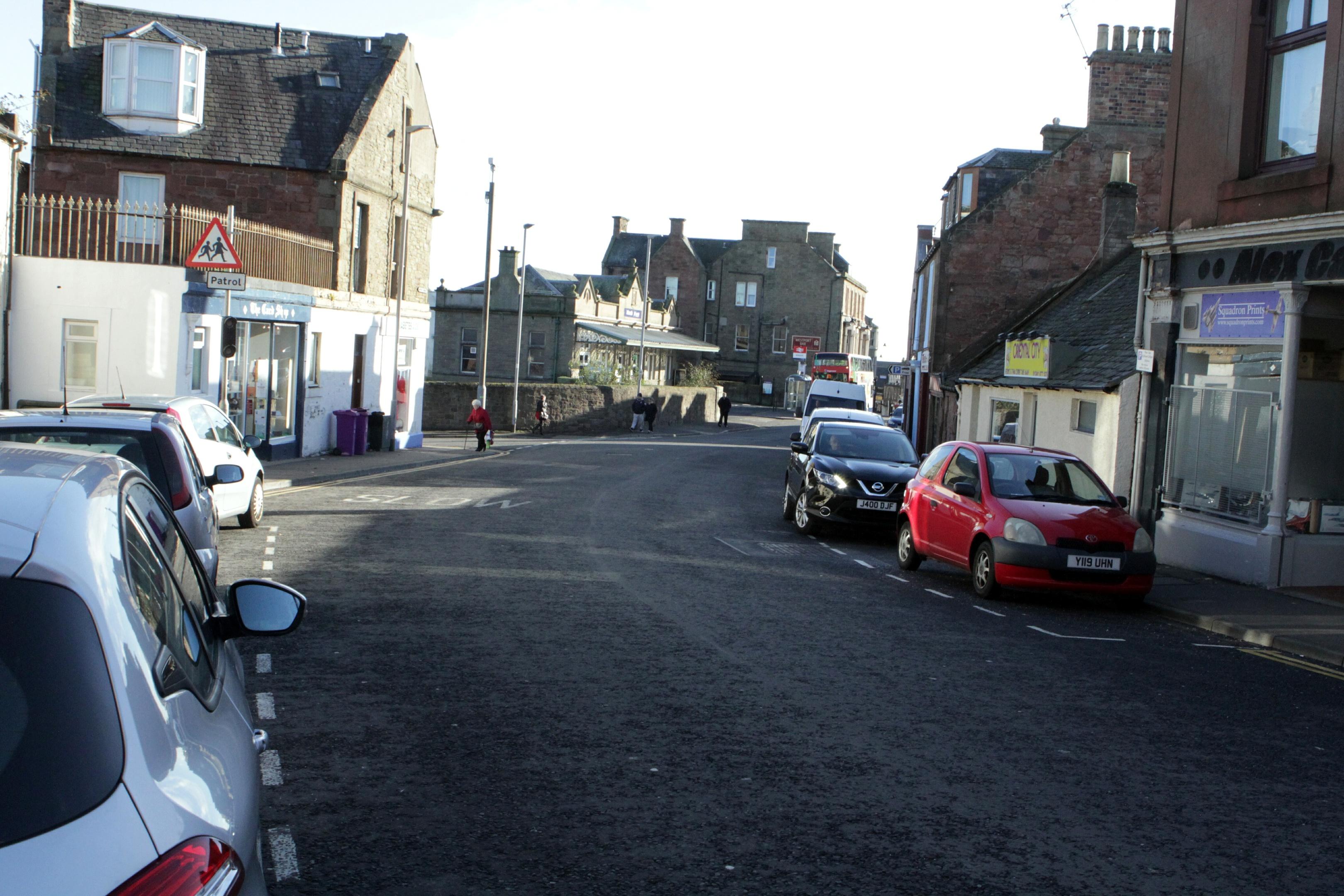 Keptie Street, Arbroath
