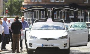 VIDEO: Dundee is 'leading the way' in electric cars 'by a distance'