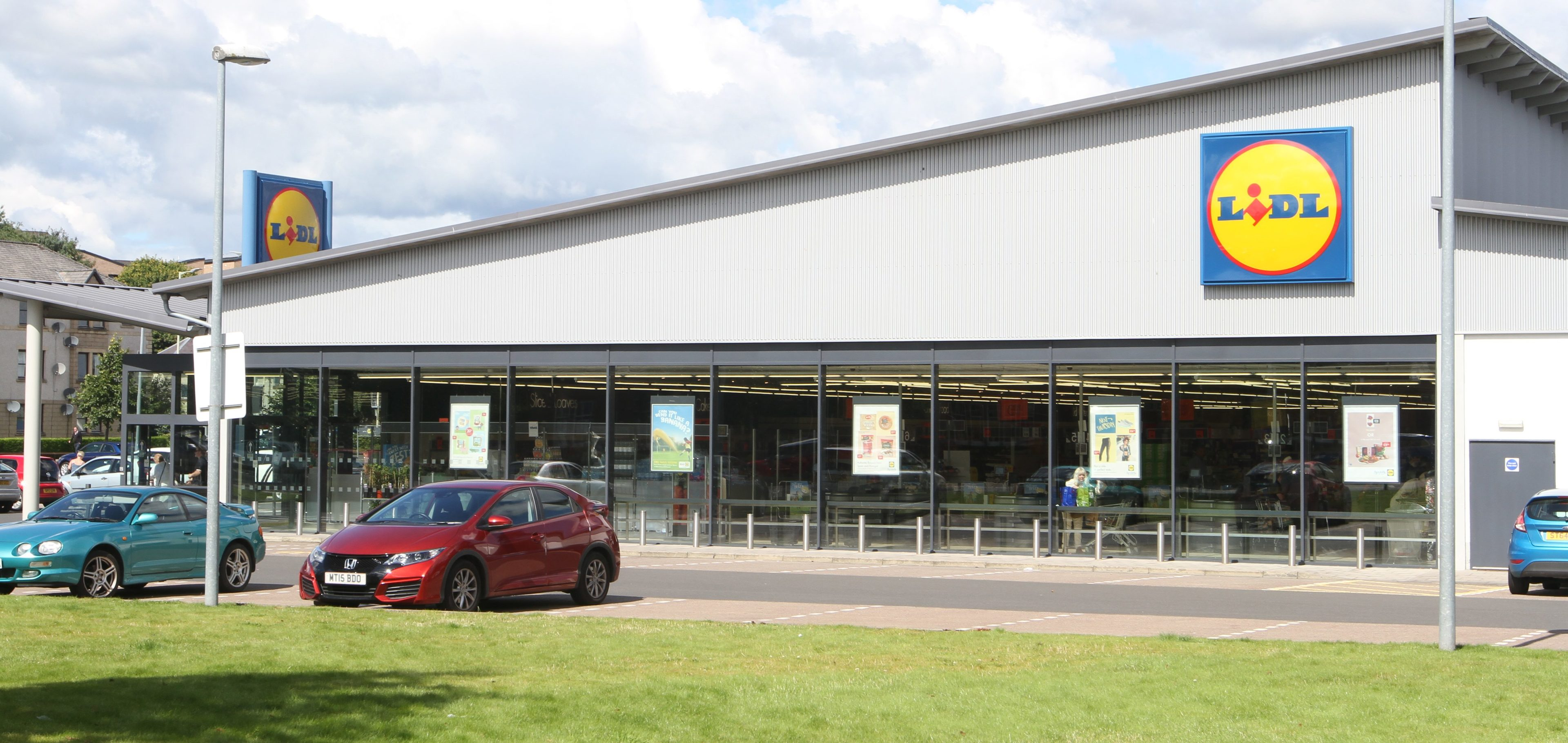 Lidl Seek Extension To Hours Of Delivery At Perth Store