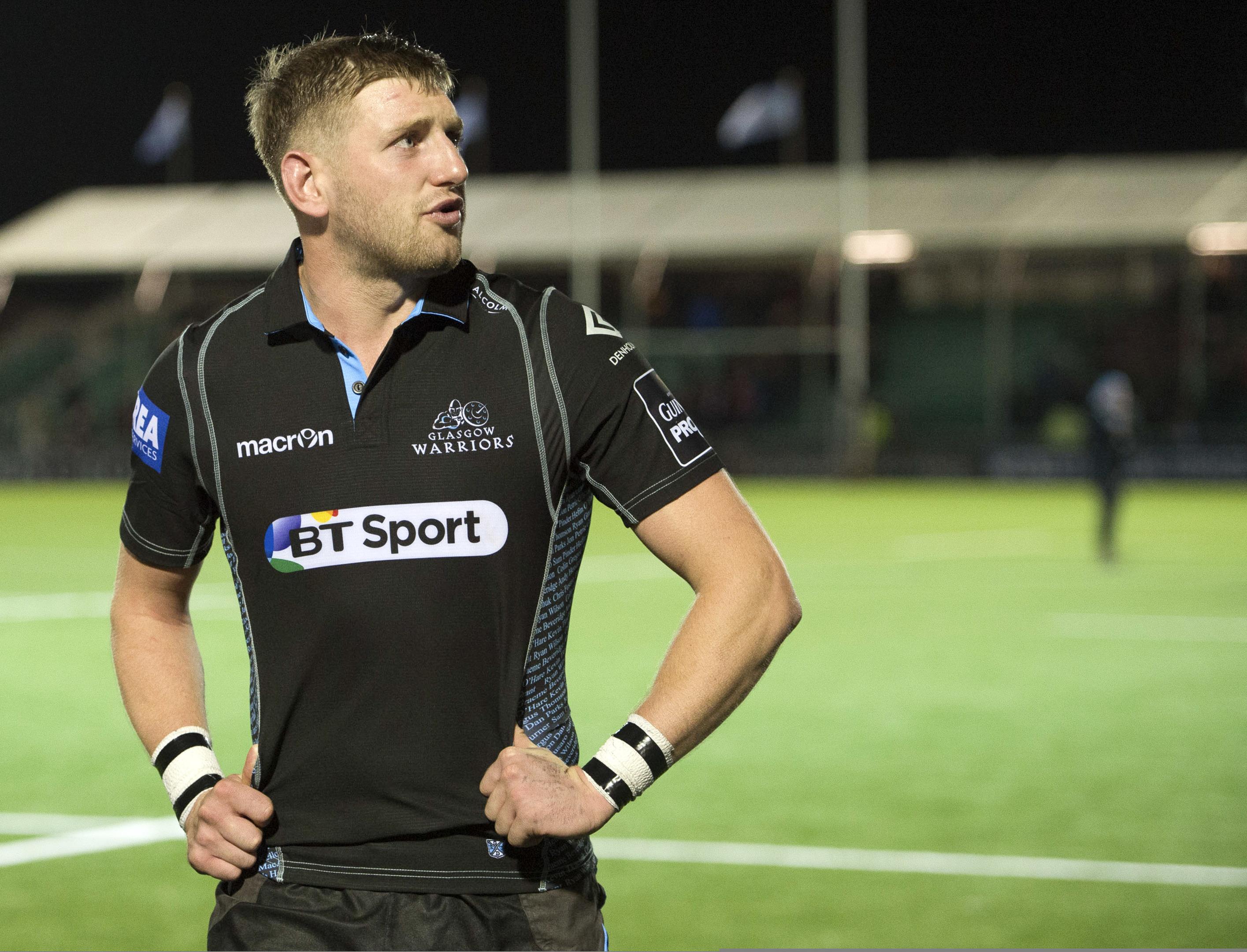 Finn Russell is back for the Glasgow Warriors for their home opener against Ospreys.