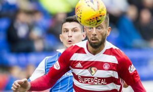 St Johnstone 2 Hamilton Accies 1: Saints leave it late for win