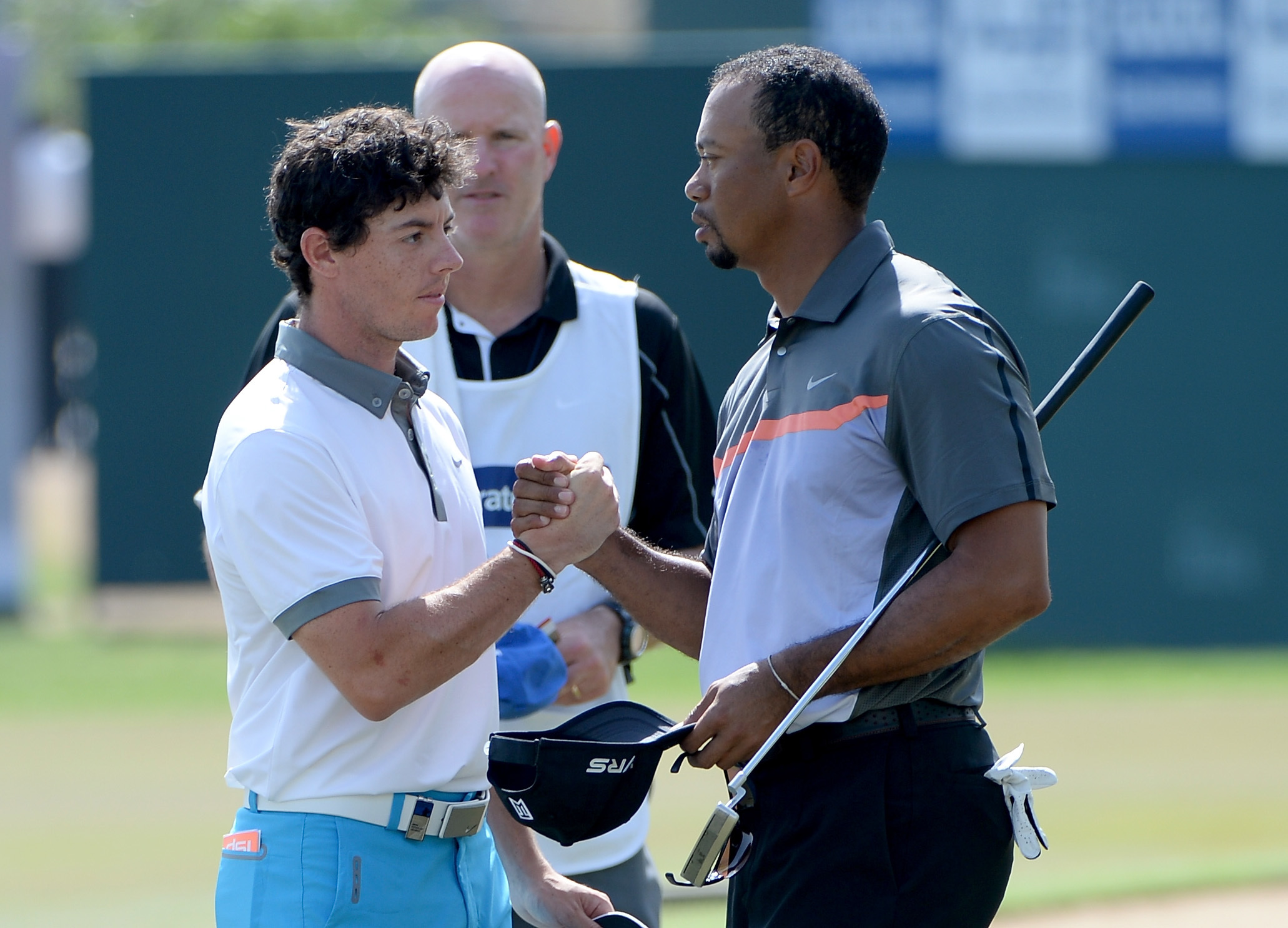 """Rory McIlroy has """"spent some time"""" with Tiger Woods during the American's  latest surgery rehab."""