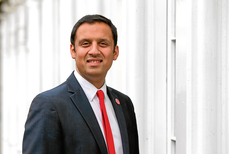 Anas Sarwar MSP