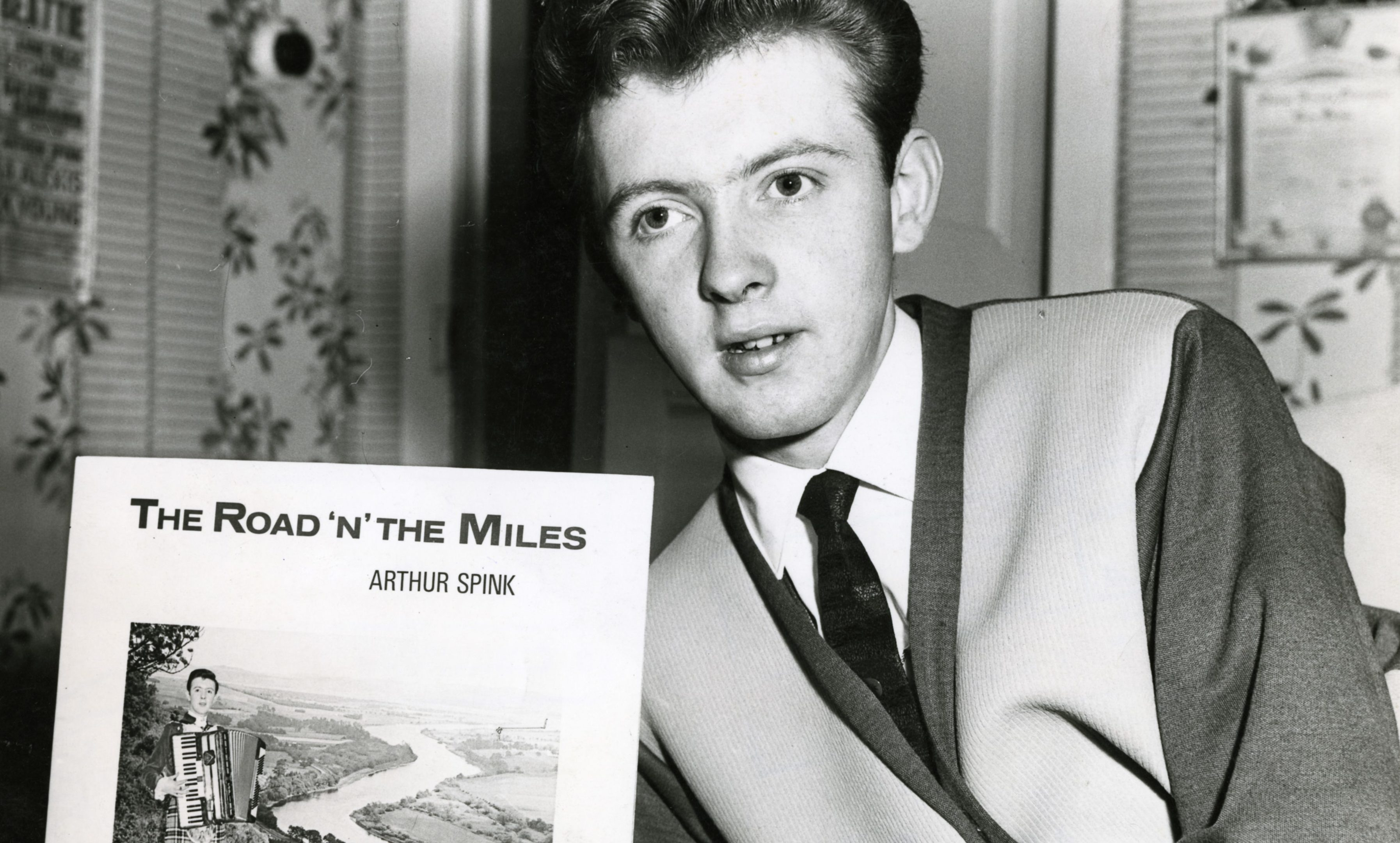 Arthur became a Scots musical favourite.