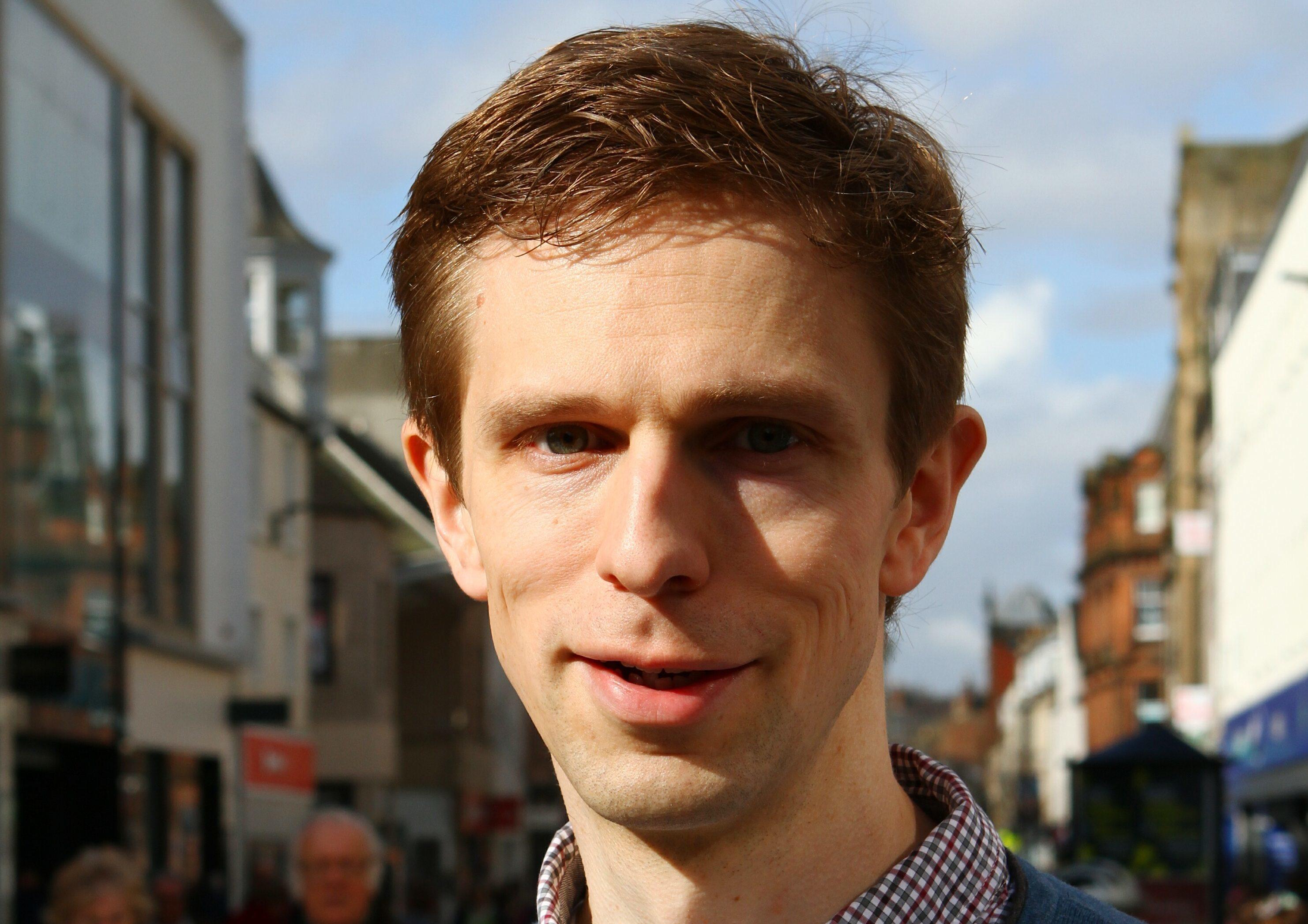 Councillor Alasdair Bailey.
