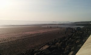 Stunning sunshine greets visitors to Kirkcaldy's Beach Highland Games