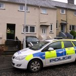 Dunfermline pensioner dies after being found injured in garden