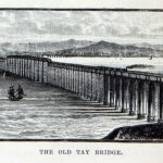 Landmark train journey across ill-fated rail bridge 140 years ago