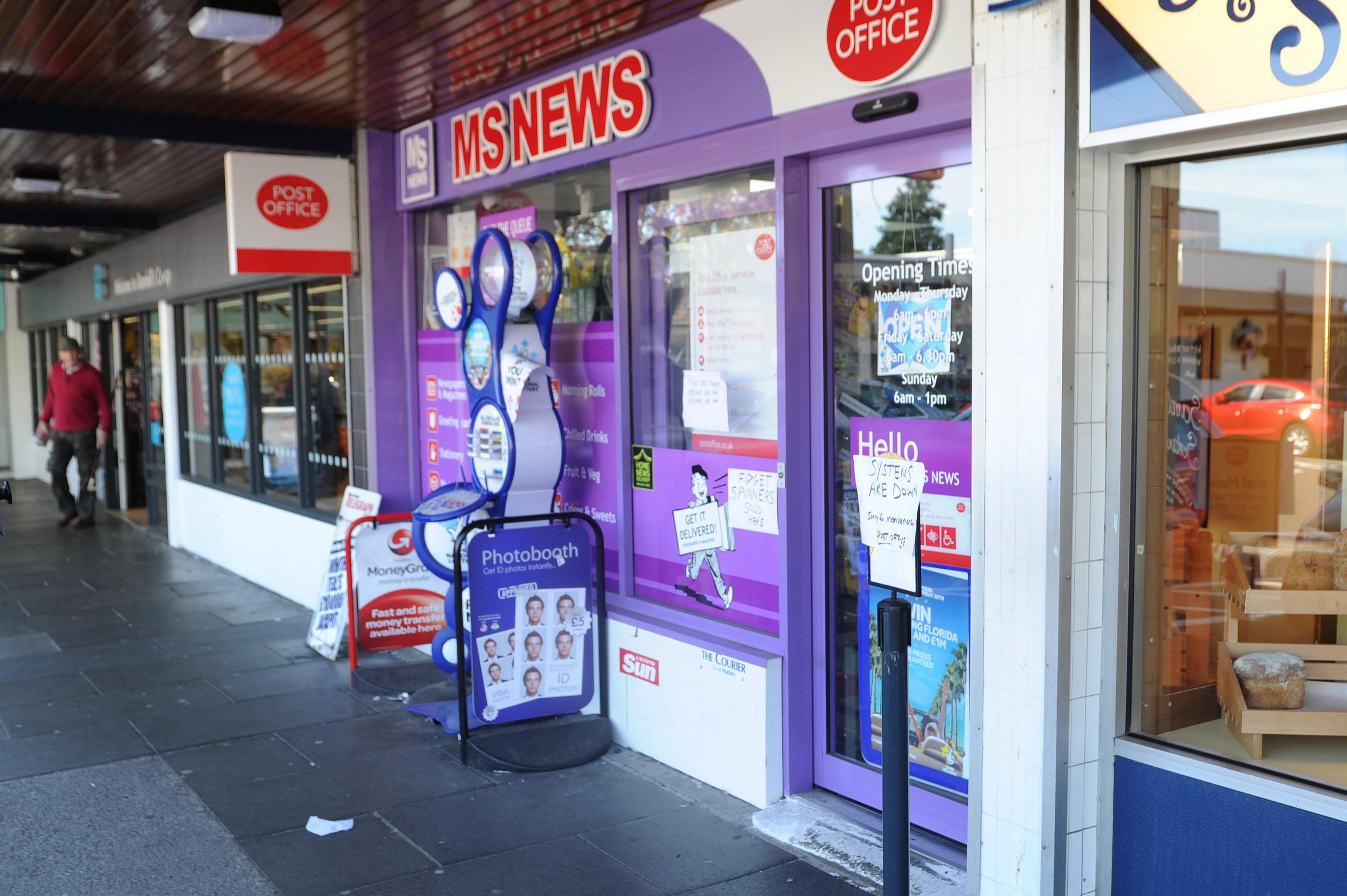 Barnhill Post Office
