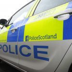 Two escape unhurt from accident in Cowdenbeath