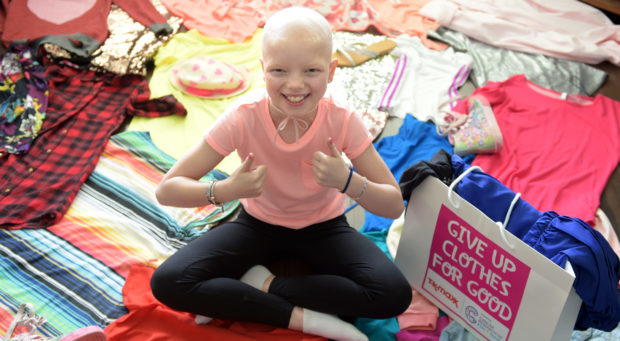 Lily Douglas is set to travel to Spain for a new batch of treatment.