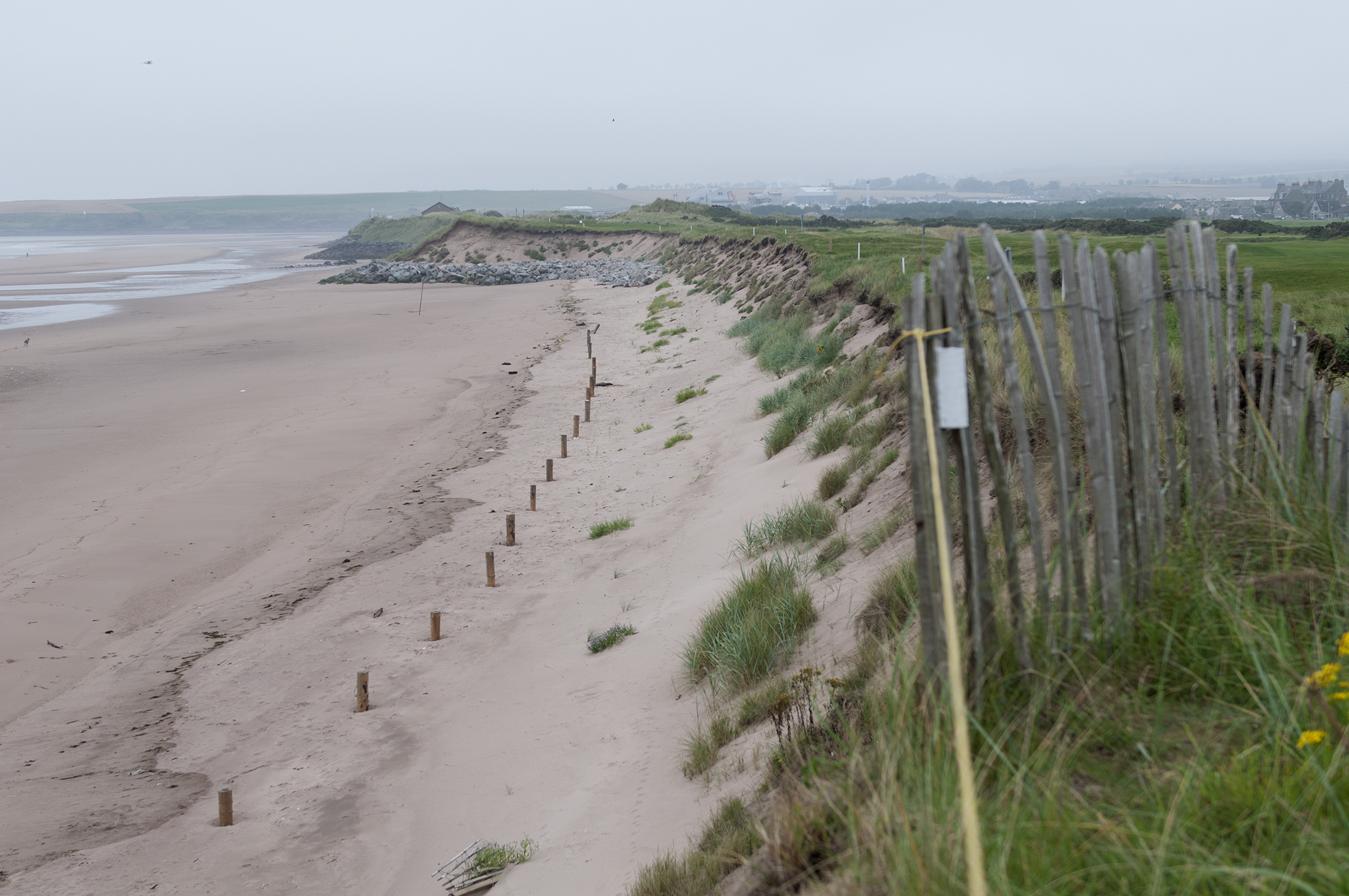 The erosion crisis at Montrose was first identified 20 years ago