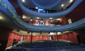 VIDEO: Countdown to Perth Theatre's £16.6m relaunch