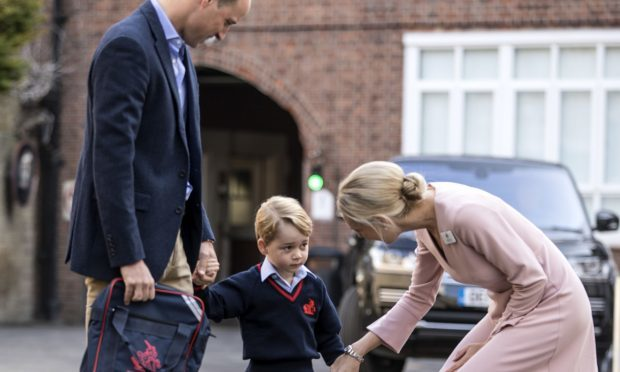 Woman bailed after security at Prince George's school breached