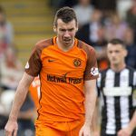 Dundee United defender Paul Quinn suffers heart scare