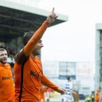 "Scott McDonald glad Dundee United are back in ""winning groove"" ahead of Dunfermline clash"