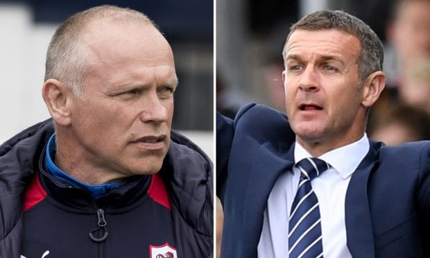 John Hughes and Jim McIntyre are to of the favourites.