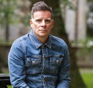 Ricky Ross plays the Gardyne Theatre in Dundee on November 14.