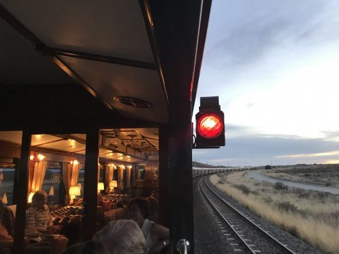 Across the Karoo in luxury with Rovos Rail