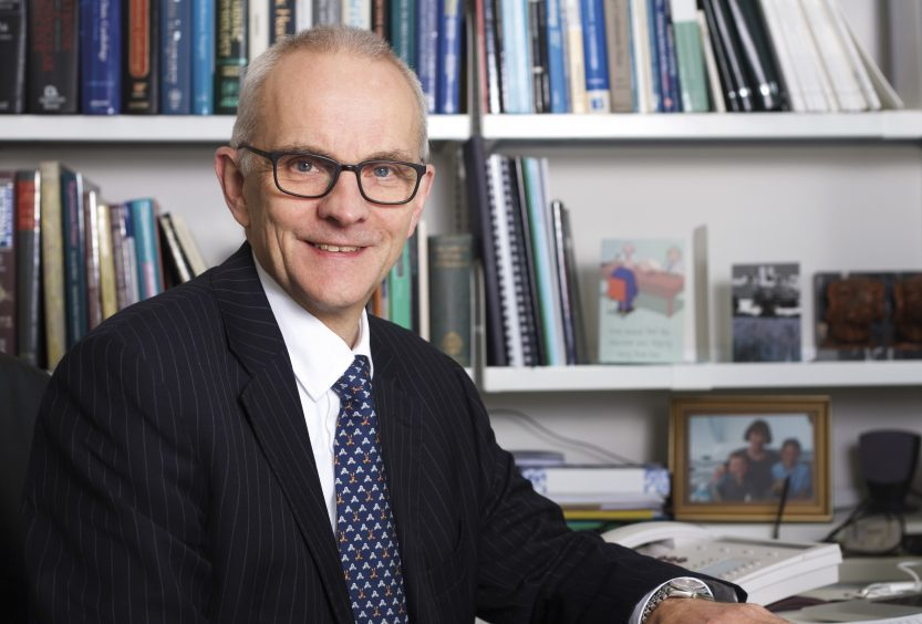Professor David Crossman