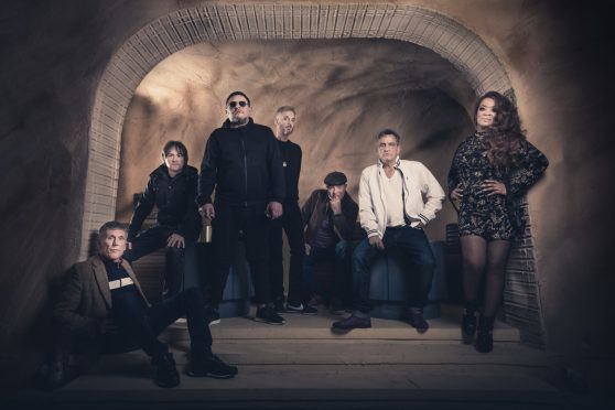 The Happy Mondays play Dundee's Caird Hall on November 10.