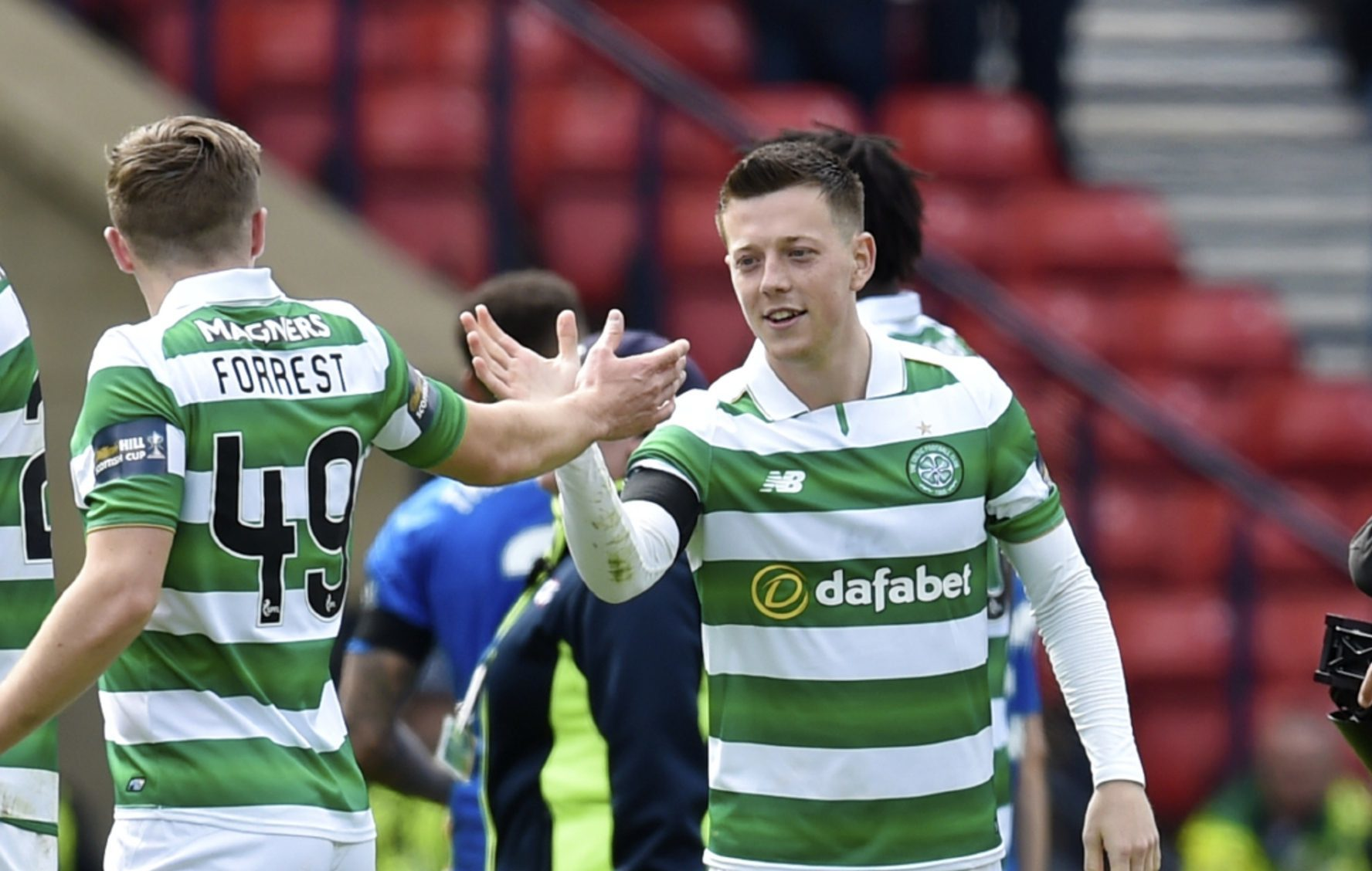 Callum McGregor added to Scotland squad for FIFA World Cup qualifiers