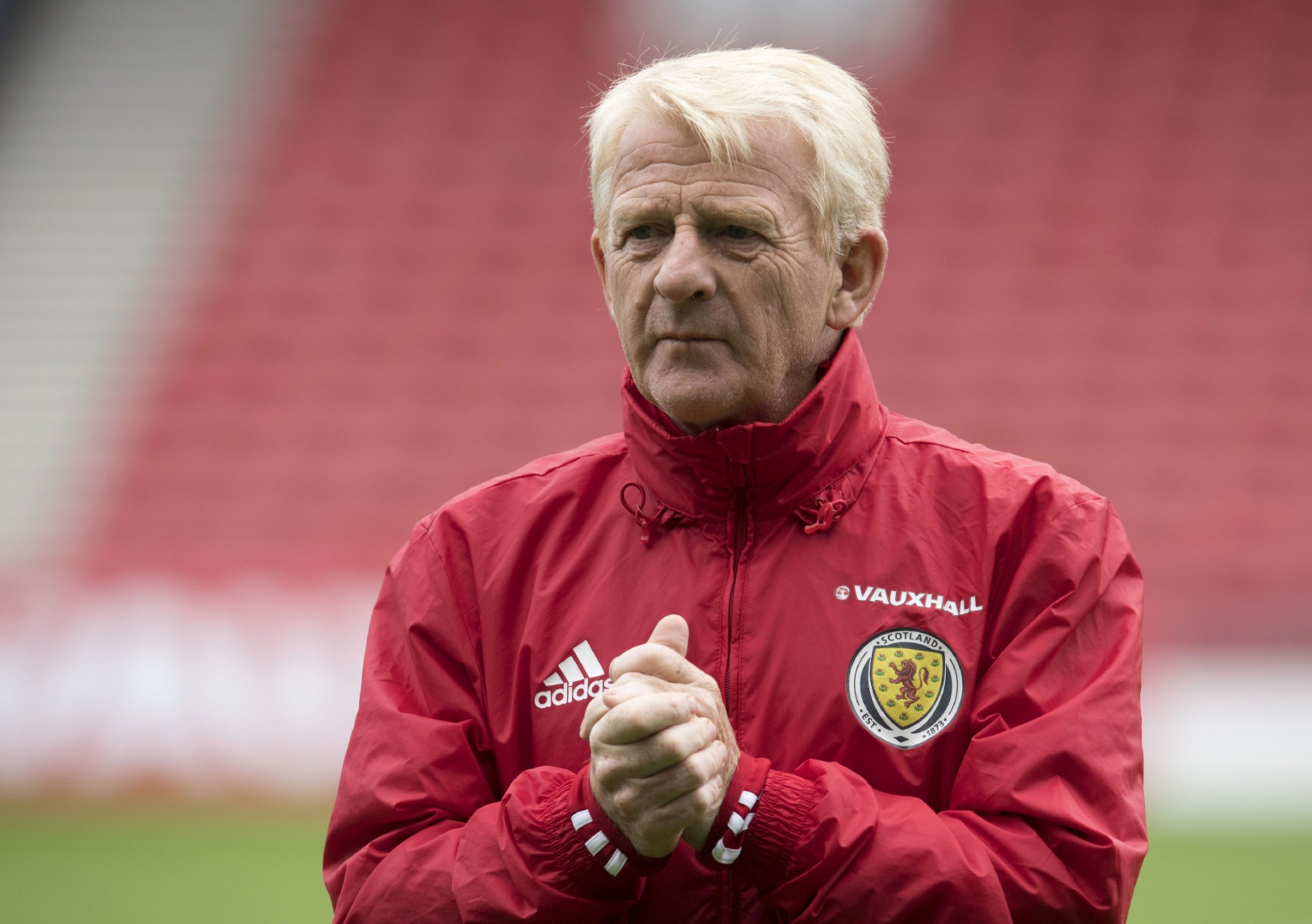 Gordon Strachan is hoping to lead Scotland to their first major tournament for 20 years.