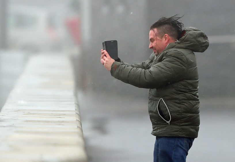 A second weather warning has been issued ahead of the weekend