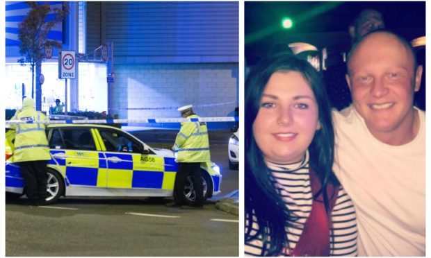 Couple lied to police after woman was struck by car and died
