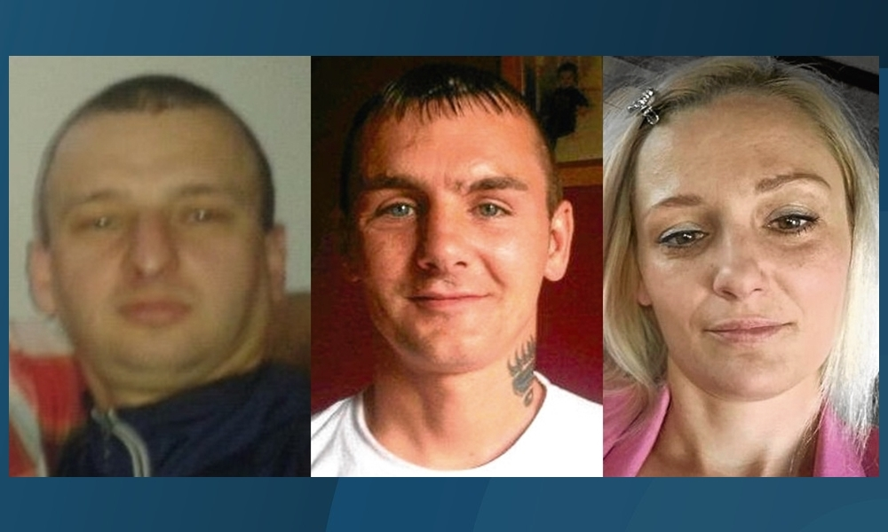 Krysztof Gadecki guilty of murdering Ronnie Kidd and Holly Alexander