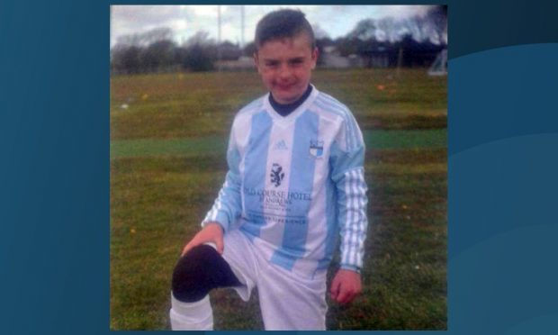 Tributes Flood In For Tragic Young Footballer The Courier