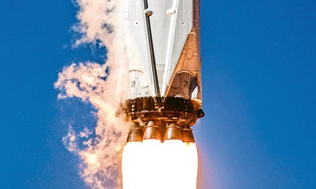 Blast off: Companies like SpaceX have changed the risk / reward dial.