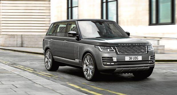 New Range Rover SVAutobiography LWB: super luxury SUV revealed