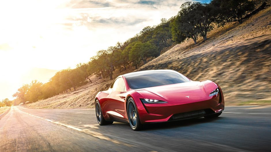 All new Tesla Roadster will be fastest production car ever