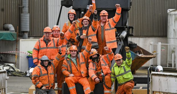 BiFab: Deal safeguards jobs and lifts administration threat