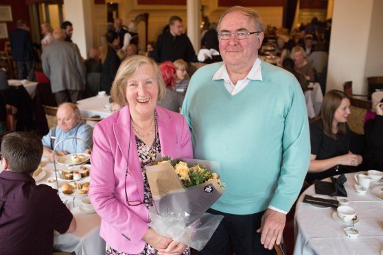 The Contact the Elderly Scotland Volunteer Thank You and Awards event at Crieff Hydro