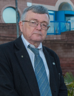David Alexander, co-leader of Fife Council