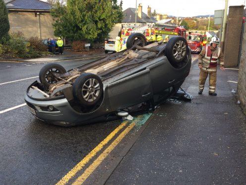 Angus Graham Car Accident
