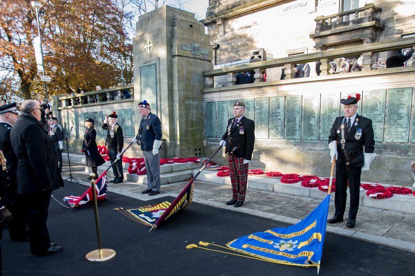 Kirkcaldy remembers