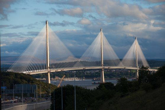 The bridge has been named project of the decade