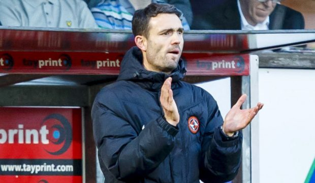 Former Dundee United coach Laurie Ellis joins Queen of the South
