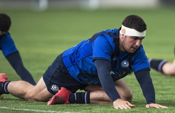 Stuart McInally is Scotland's frontline hooker for the Six Nations.
