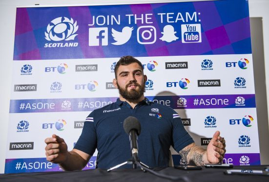Jamie Bhatti would have quit rugby if he'd passed the police interview.