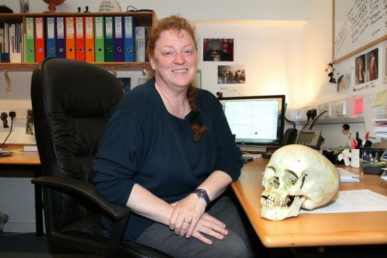 Professor Dame Sue Black will receive an honorary degree from the University of St Andrews