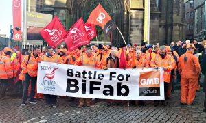 BiFab: Inside the Occupation ile ilgili görsel sonucu